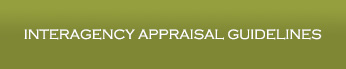 Interagency Appraisal Guidelines